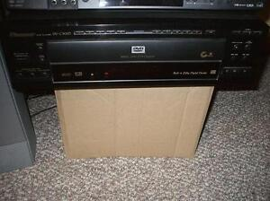 36 Inch  T.V. And DVD player and Cabinet Regina Regina Area image 2