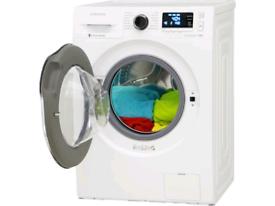 Samsung Ecobubble 9kg washing machine Ww90j6410cw excellent condition