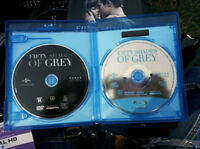 Fifty Shades Of Grey DVD, Blu-ray, and Digital Copy