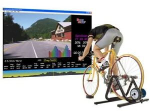 Computrainer , indoor cycling trainer