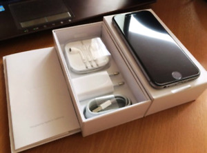 Original Unlocked 100% iPhone 6s 32GB like new;box&charger!