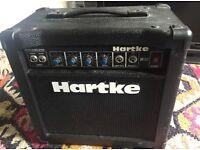 Hartke bass amp b150