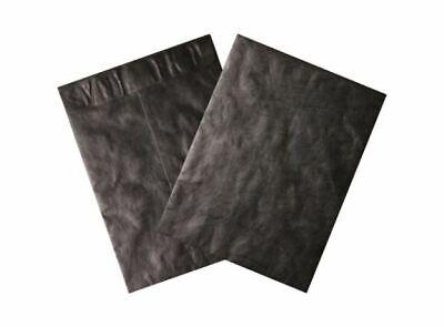 Tyvek Black 10x13 Top Load Envelope 5lot