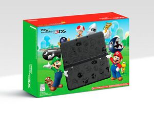 Black Friday Edition New Nintendo 3DS West Island Greater Montréal image 1