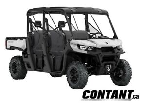 2019 VCC Can-Am Defender MAX  Defender MAX XT HD8