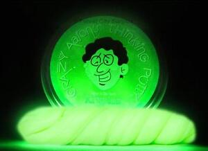Hottest New Toy -- CRAZY AARONS KRYPTON GLOW IN THE DARK THINKING PUTTY -- Its Amazing and Fun!