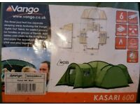 Vango kasari 600 look in good condition!found in shed when move to new home untested!can deliver!