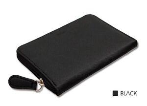 New Luxury Stylish Womens Ladies Zip Around Mini Wallet Coin Card Small Purse