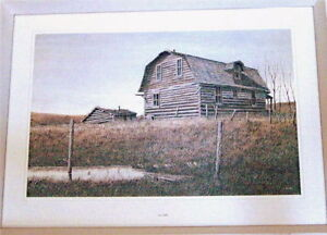 10 Canadiana Prints-'Vanishing Buildings of Canada' 1970 London Ontario image 8