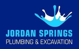 Jordan Springs Plumbing & Excavation Penrith Penrith Area Preview