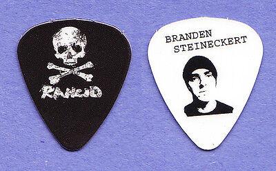 Rancid Branden Steineckert Photo Promotional Guitar Pick