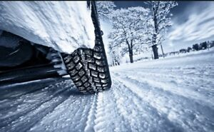 NEW WINTER TIRES!245/40/18 INSTALL.&BALANCING INCLUDED! NO TAX!