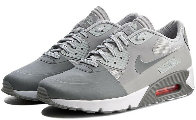 Nike AIR MAX 90 ULTRA 2.0 SE 876005 001 'COOL GREYWOLF GREY' sz 8 13