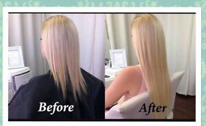 Tape Hair Extensions Lauderdale Clarence Area Preview