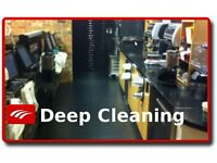 Full house deep cleans only £ 100 and apartment cleans only £ 80