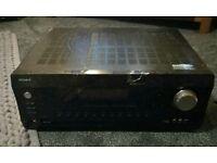 Integra DTR 40.5 amplifier
