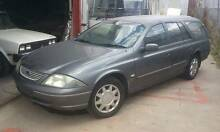 Wrecking: 2002 Series 3 AU Ford Falcon Wagon Bellevue Swan Area Preview