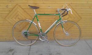 Fully tuned road bikes