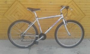 Fully tuned mountain bikes