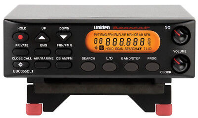 Base Scanner - Uniden UBC-355CLT