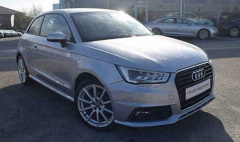 2015 Audi A1 S Line 1 4 Tfsi 150 Ps S Tronic Petrol Silver Semi Auto In Aylesbury Buckinghamshire Gumtree