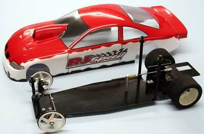 RJ Speed 11  1/10 Electric Pro Stock Dragster Kit 2001