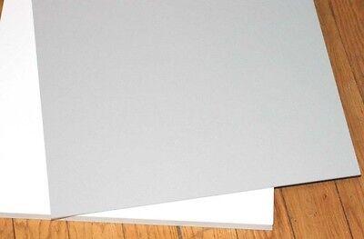 Light Grey Sintra Pvc Foam Board Plastic Sheets 3mm 8 X 12 X 18