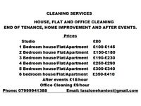 Cleaning Service Nottingham