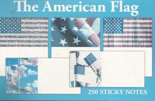 The American Flag Sticky Notes