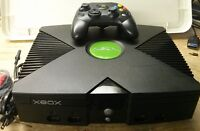 Xbox with over 7000+ Retro Games