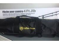 Glide Gear JB4 - 4ft camera jib