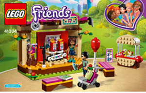 Lego Friends 41334 Andrea's Park Performance- New