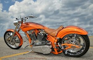 Full Custom Chopper