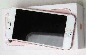 Apple iPhone 7 new 128gb