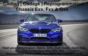 BMW Programation / coding / injectors / retrofit
