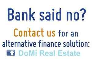 Bank Said No? We Can Help!