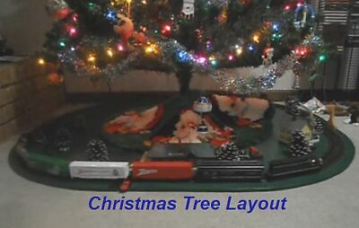 Christmas Layout : Add an Automatic  STOP & GO Circuit Module Kit for HO,N Scale ()