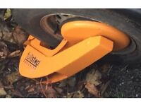 Full Stop High Security Wheel Clamp