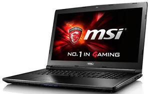 "BRAND NEW MSI GL72 6QD-021CA Gaming Notebook (17.3"")"
