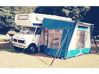 BedFord Auto Sleeper Camper Van *LOW MILAGE* 73,447