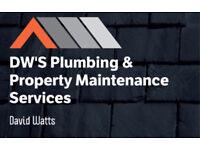 Plumbing & property maintenance. Essex-London & Kent