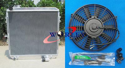 Aluminum radiator + 16