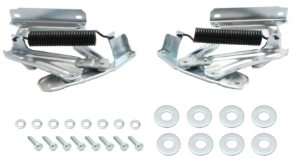 HOLDEN LC LJ BONNET HINGES WITH BOLTS (PAIR) Myaree Melville Area Preview