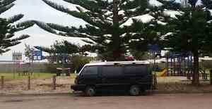 Backpacker Car Van Camper Ford solar roof and lot of stuff!! :) Adelaide CBD Adelaide City Preview