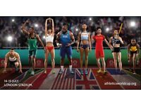 World Athletics Cup in London 2 tickets