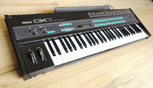 Yamaha dx 7 or another fm synth