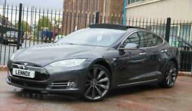 2016 Tesla Model S E 85D CVT 4x4 5dr (Nav) Saloon Electric Automatic