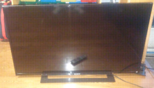 "REDUCED - 40"" Sony Bravia LED Flat Screen"