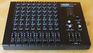 BX-800 8-Channel Mixer analogique