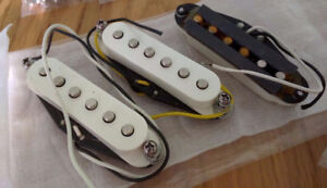 Fender Mexican (MIM) Stratocaster Single Coil Pickups